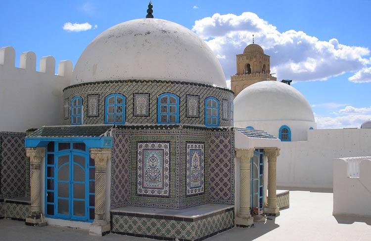 Kairuan Mezquita Tunez - Kairuán, ciudad santa y patrimonio tunecino