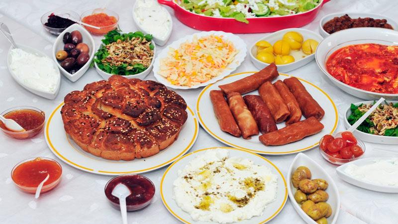 Irael platos gastronomía - La gastronómica revolución israelí presenta su propuesta multicultural.