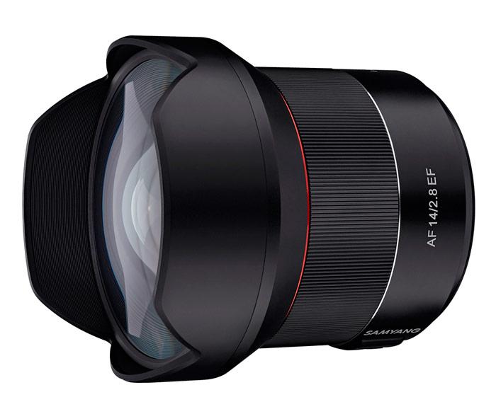 Samyang. Robisa. AF 14MM 2.8  3 ptt - El primer Samyang Autofocus para Canon – AF 14mm F2.8 EF