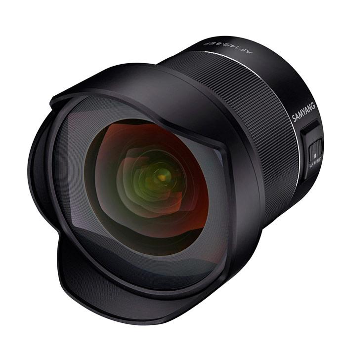Samyang. Robisa. AF 14MM 2.8  4 ptt - El primer Samyang Autofocus para Canon – AF 14mm F2.8 EF