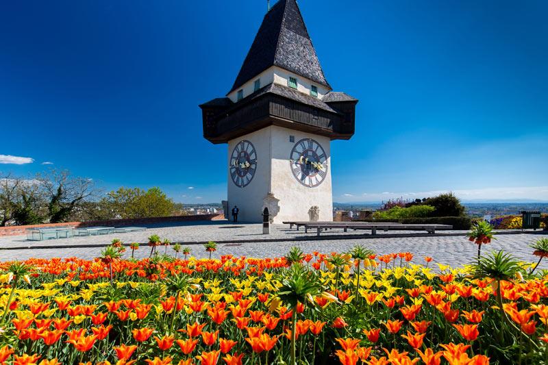 Graz Austria © Harry Schiffer - Graz, la capital austríaca del deleite para todos los gustos