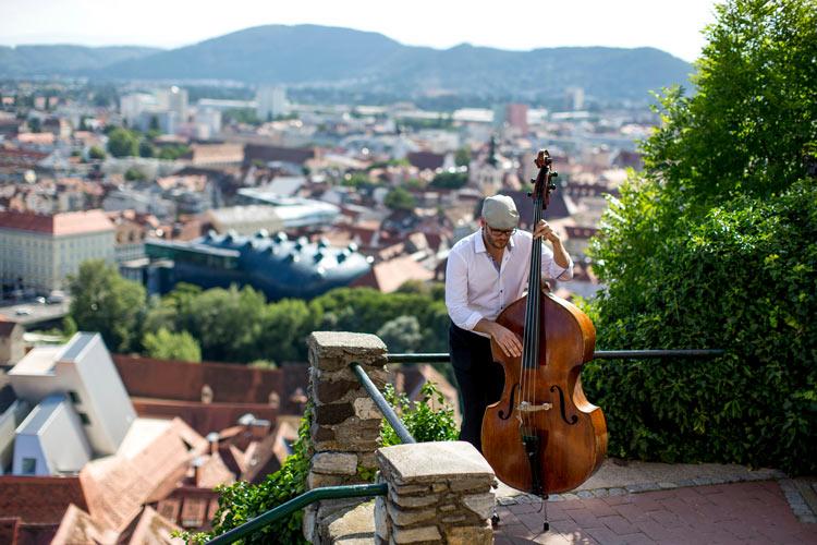 Jazz SchlossbergGrazAustria © Tom Lamm  4  - Graz, la capital austríaca del deleite para todos los gustos