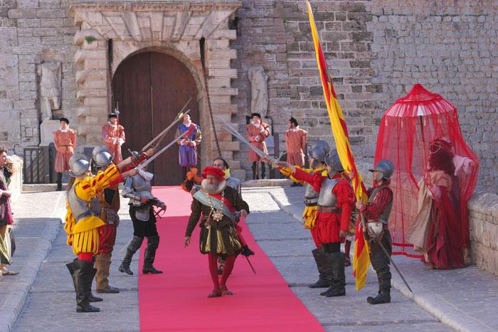 Mercado Medieval 16 FU J A Riera Islas Baleares fiestas - Primavera de color, aire libre y tradición popular en las Islas Baleares