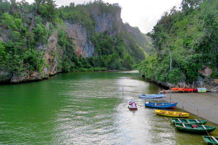 cañon del rio yumuri cuba 2 - Cañón del Yumurí, paisaje de otra dimensión