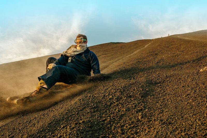 Cerro Negro Nicaragua - Nicaragua, destino para experimentar la aventura y sentir la adrenalina