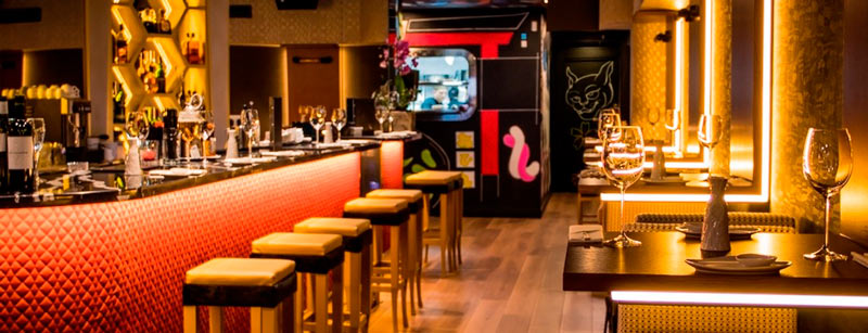 """Japanese Club Restaurante Madrid 2 - """"JAPANESE CLUB"""" ESTRENA SU SERVICIO DE COMIDA A DOMICILIO"""