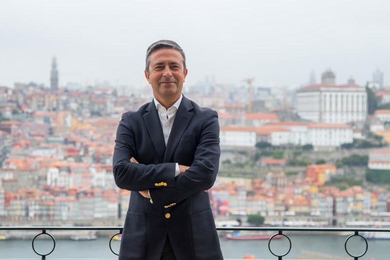 Melchior Moreira Porto Norte Oporto Portugal 2 - Vis a vis con Melchior Moreira, presidente de Turismo Porto e Norte de Portugal