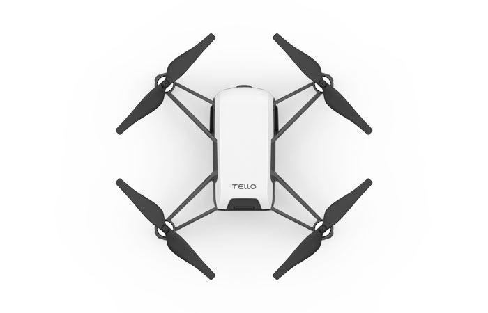 Tello Robisa Dron 3 - El primer dron de aprendizaje para los 'travellers'