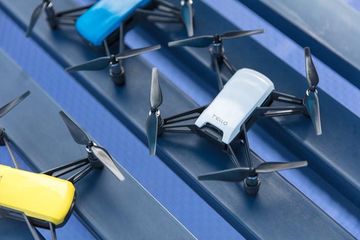 Tello Robisa Dron - El primer dron de aprendizaje para los 'travellers'