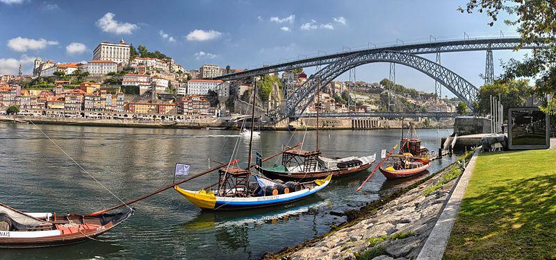 Vila Nova de Gaia Porto Norte Portugal - Vis a vis con Melchior Moreira, presidente de Turismo Porto e Norte de Portugal