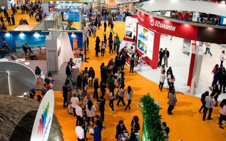 segunda edicion Feria del Viaje de Madrid Globalia 2 - Inauguración de la segunda edición de la Feria del Viaje de Madrid
