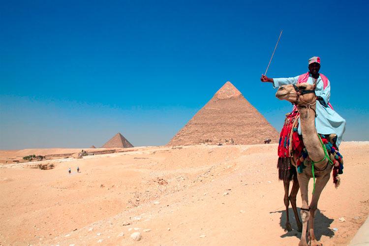 Pirámides de Giza. El Cairo. Egipto - 24 horas en El Cairo