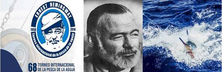 torneo pesca aguja hemingway 1 - Pescadores de diversos países participarán en Torneo Ernest Hemingway
