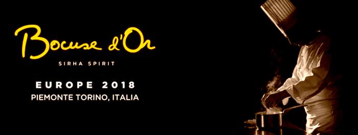 Bocuse D'or 2018 2 - España en la final europea del Bocuse D'or, en Turín