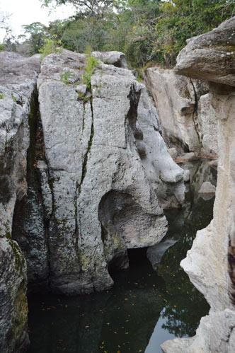 Cañón Olama Desfiladero Nicaragua - Nicaragua: una excursión a los desfiladeros del país