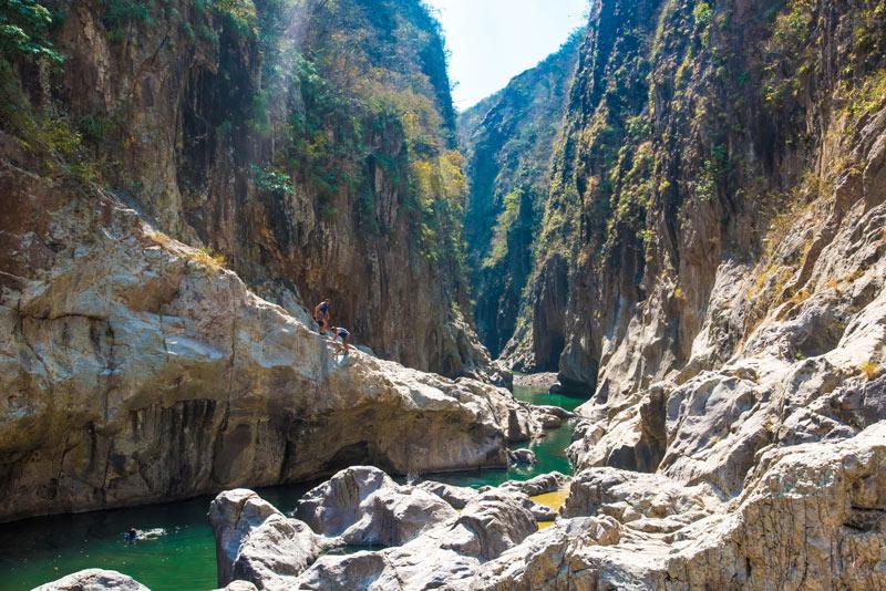 Cañón de Somoto 01 Desfiladero Nicaragua - Nicaragua: una excursión a los desfiladeros del país
