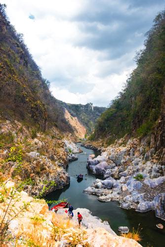 Cañón de Somoto Desfiladero Nicaragua - Nicaragua: una excursión a los desfiladeros del país