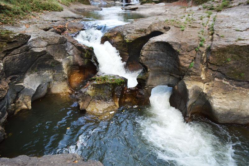 Canón Olama Desfiladero Nicaragua - Nicaragua: una excursión a los desfiladeros del país
