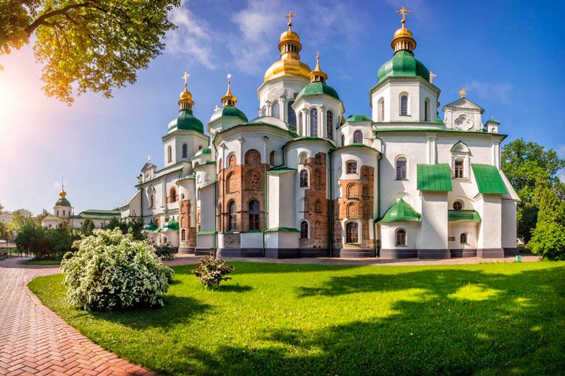 Catedral Santa Sofia 1 Kiev Ucrania - Qué ver en Kiev, antes o después del triunfo del Real Madrid