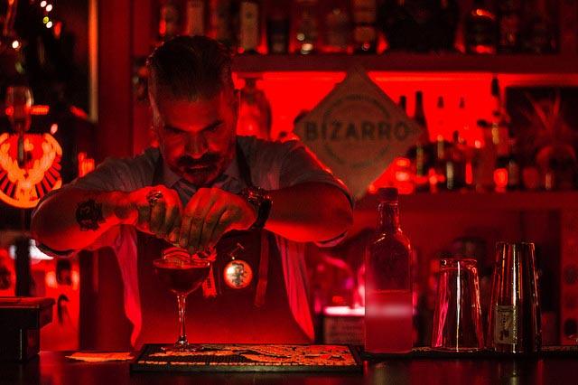 Cocktail bar. Buenos Aires - Buenos Aires, templo de la coctelería