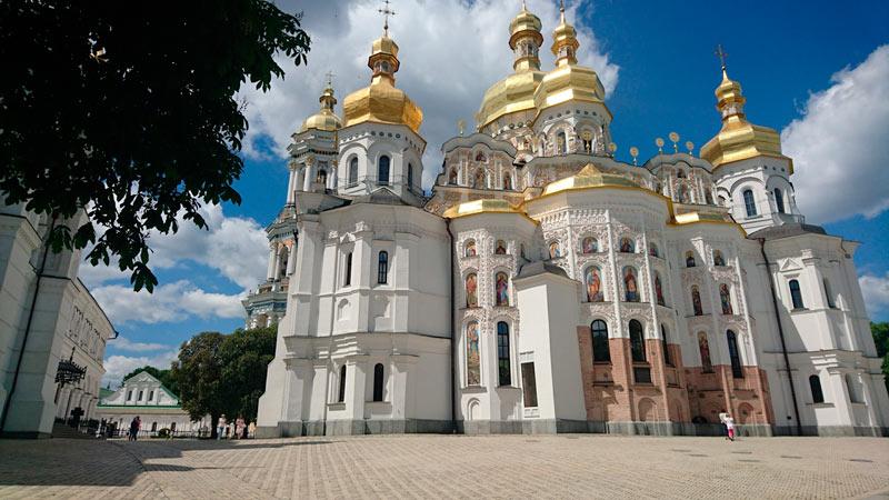 El monasterio de las Cuevas 5 Kiev Ucrania - Qué ver en Kiev, antes o después del triunfo del Real Madrid