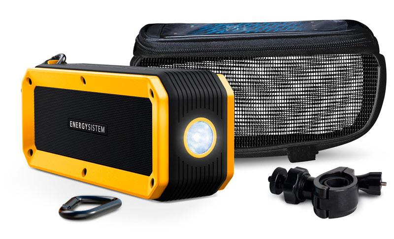 Enerrgy Sistem outdoor box bike 1 - Nuevos Energy Outdoor Box. Una serie de altavoces para los más aventureros