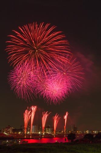 Fireworks Tokio - Un verano tokiota de festival y color