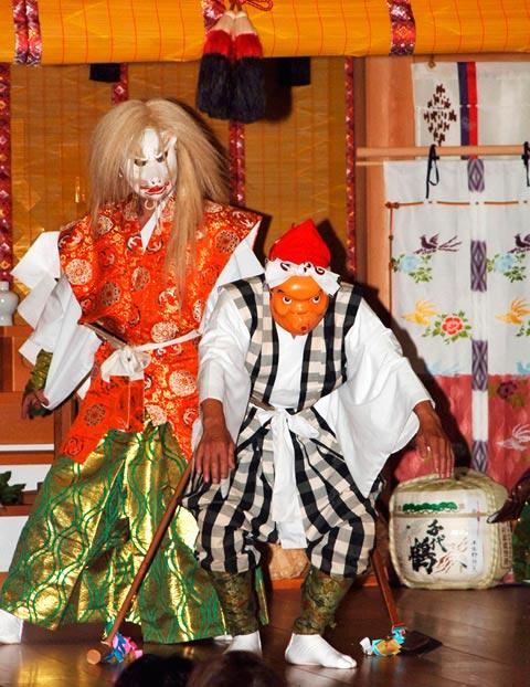 Kagura y GagakuTokio - Un verano tokiota de festival y color