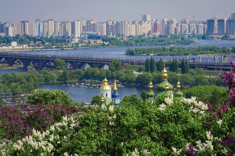 La ciudad verde 3 Kiev Ucrania - Qué ver en Kiev, antes o después del triunfo del Real Madrid