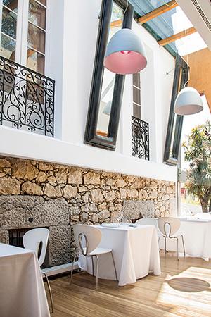 Sala Casona del Judío 4 Santander - Realiza un ciclo de cenas con estrellas Michelin en Casona del Judío