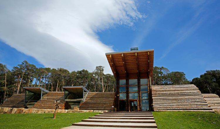 Casa de la madera Burgos - Vacaciones en familia en la provincia de Burgos
