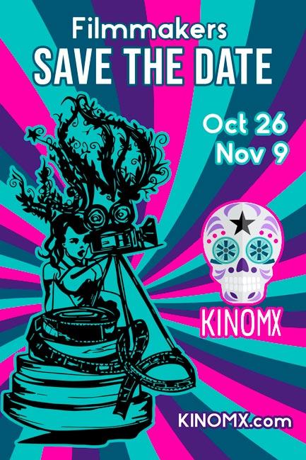 Kino México 2018 - Llega la 5ª Edición de KinoMx a la Ciudad de México