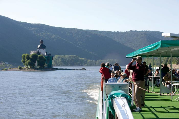 Pont passagers - Descubrir el Rin romántico con comidas y bebidas gratis, y otras ventajas