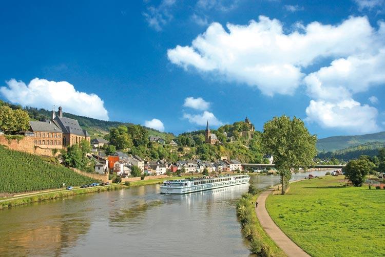 Rhin la vall e du Rhin romantique - Descubrir el Rin romántico con comidas y bebidas gratis, y otras ventajas