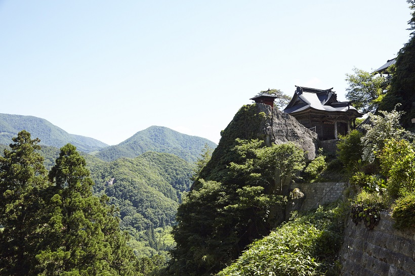 Templo Yamadera ©JNTO 2  - Siete pistas para conocer Tohoku, la región más legendaria de Japón