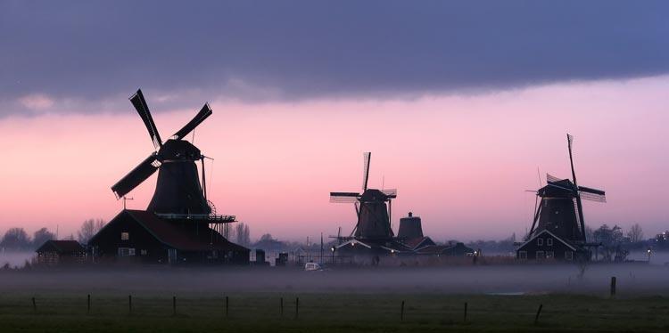 Zaanse Schans - Descubrir el Rin romántico con comidas y bebidas gratis, y otras ventajas