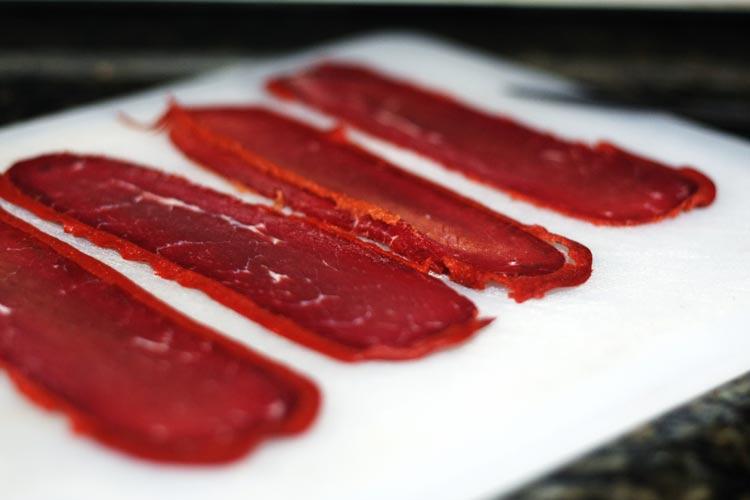 basterma egipto plato carne - Recorrer Egipto a través de su gastronomía