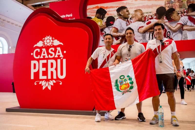 peru - Tradiciones de Perú conquistan la Plaza Roja gracias a la Casa Perú