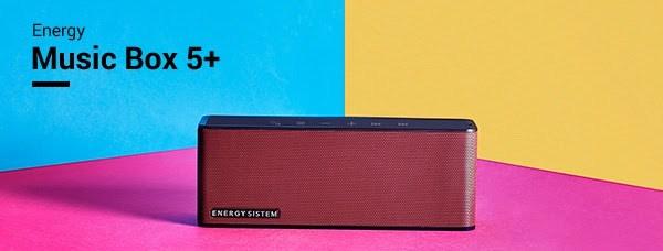 unnamed 1 1 - Energy Music Box 5+: Un altavoz con todas las opciones de conectividad para el día a día