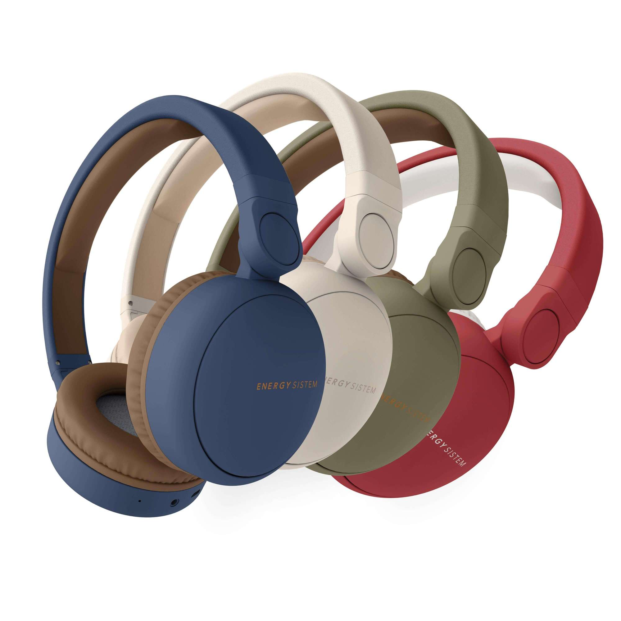 Energy Headphones 2 1 - Energy Headphones 2 Bluetooth: los nuevos auriculares circumaurales de Energy Sistem