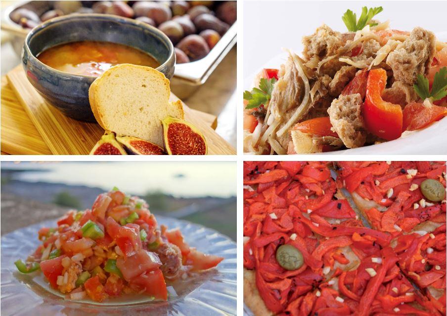 Recetas ISLASB verano - Cuatro islas, cuatro recetas frescas de verano con mucho carácter