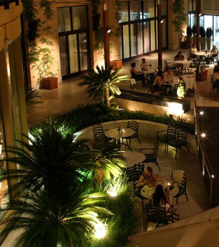 Terraza Jardín Cortada Museo Chicote - La experiencia gastronómica que puede hacerte ganar 2 noches en Londres