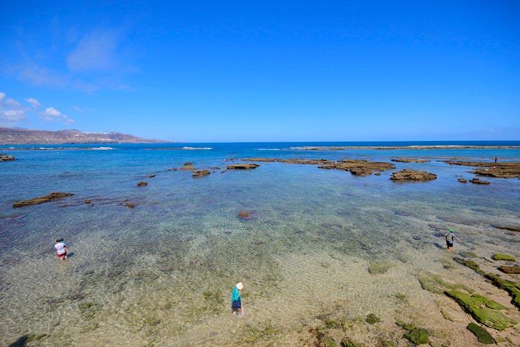 Tony Hernández 1 Las Palmas de Gran Canaria Las Cantera Islas Canarias - Las Canteras, entre las mejores playas españolas para familias