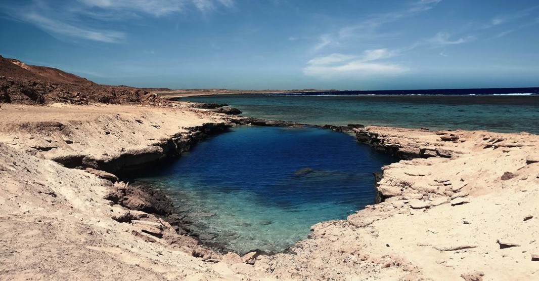 al nayzak - Conoce Al Nayzak, el lago turquesa de Egipto