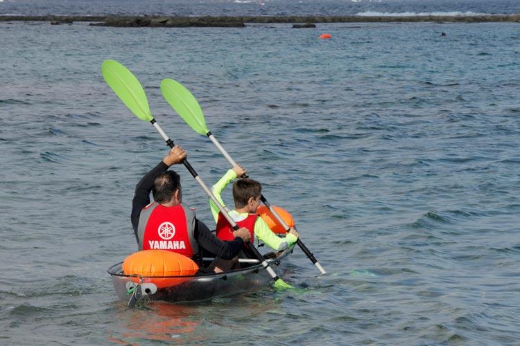 deporte canteras 1 Las Palmas de Gran Canaria Las Cantera Islas Canarias - Las Canteras, entre las mejores playas españolas para familias