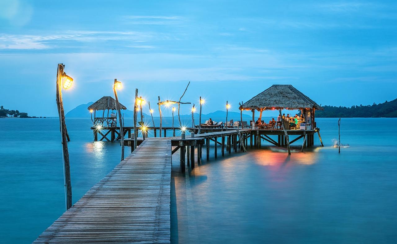 jetty 1807471 1280 - Las visitas de españoles a Tailandia aumentan un 3% en el primer semestre de 2018