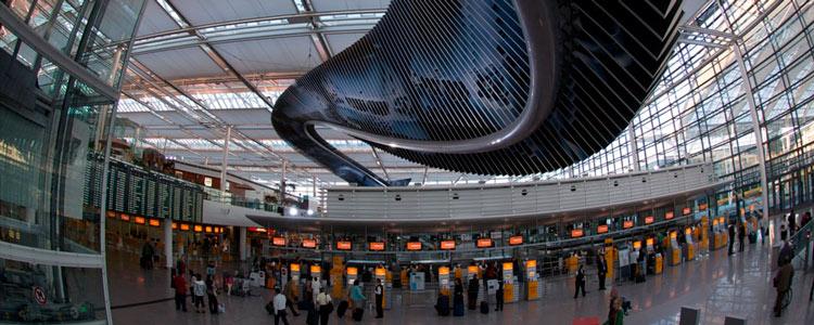 Aeropuerto Franz Josef Strauß en Múnich  - Los 5 mejores aeropuertos para hacer escala