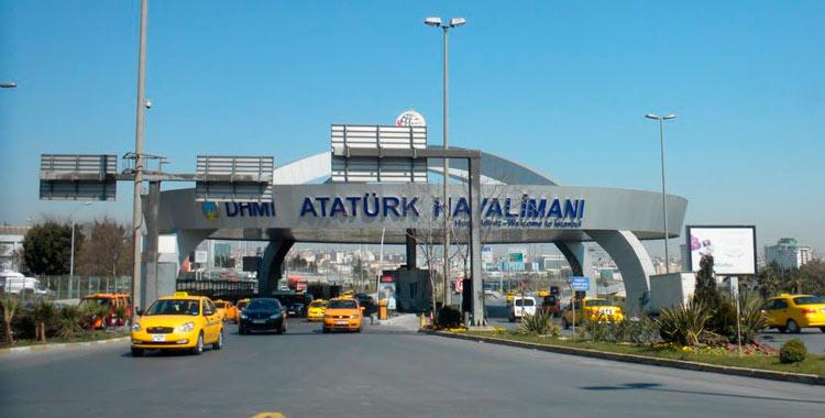 Aeropuerto Internacional Ataturk Estambul - Los 5 mejores aeropuertos para hacer escala