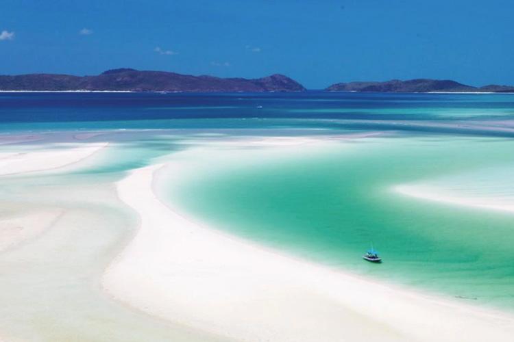 Australia Whitehaven Beach Credit    traveller    playas instagram - Las 10 playas más populares del mundo en Instagram