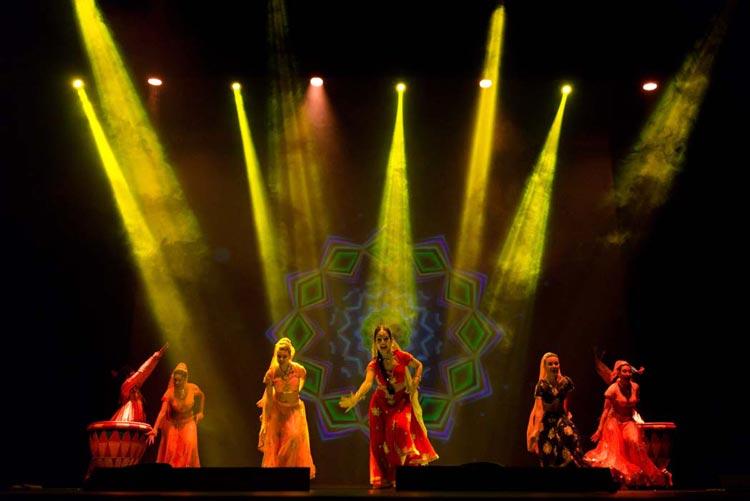 Bollywood Madrid - Bollywood aterriza en la Gran Vía de Madrid